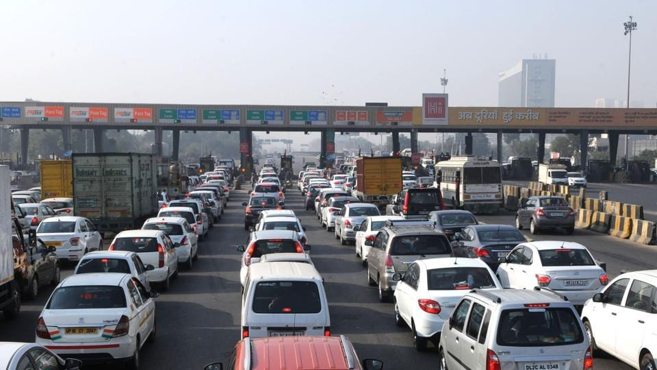 The Nhai has asked the MCEPL to shift the toll to Sehrawan in Panchgaon.