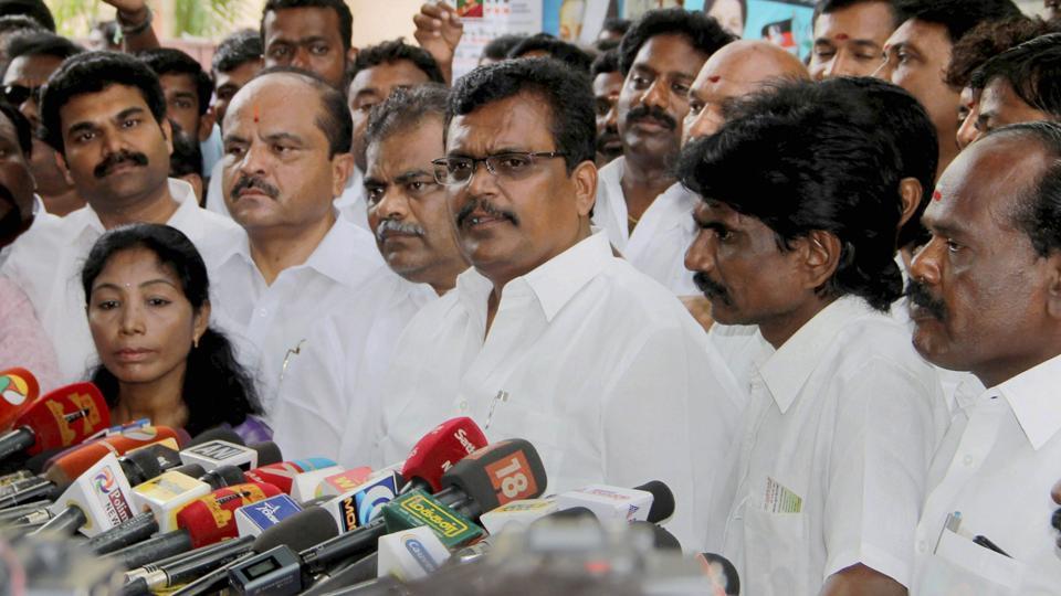 Dinakaran,Tamil Nadu,Member of the Legislative Assembly