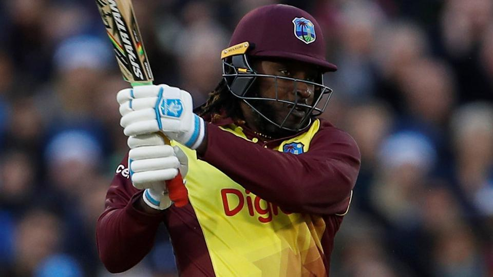 Chris Gayle will make his ODI return after two years against England in Manchester on Tuesday.
