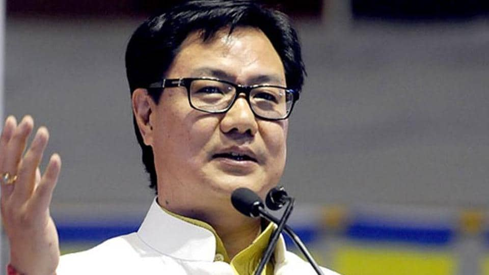 Union minister of state for home Kiren Rijiju said the nation begins from its border and not from its capital.