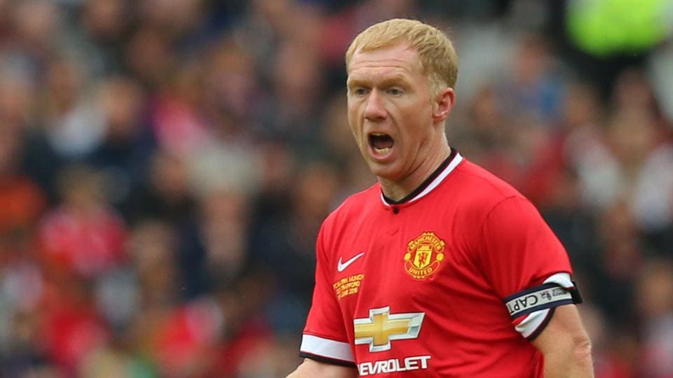 Paul Scholes is a former Manchester United player who is currently in India to promote Premier Futsal.