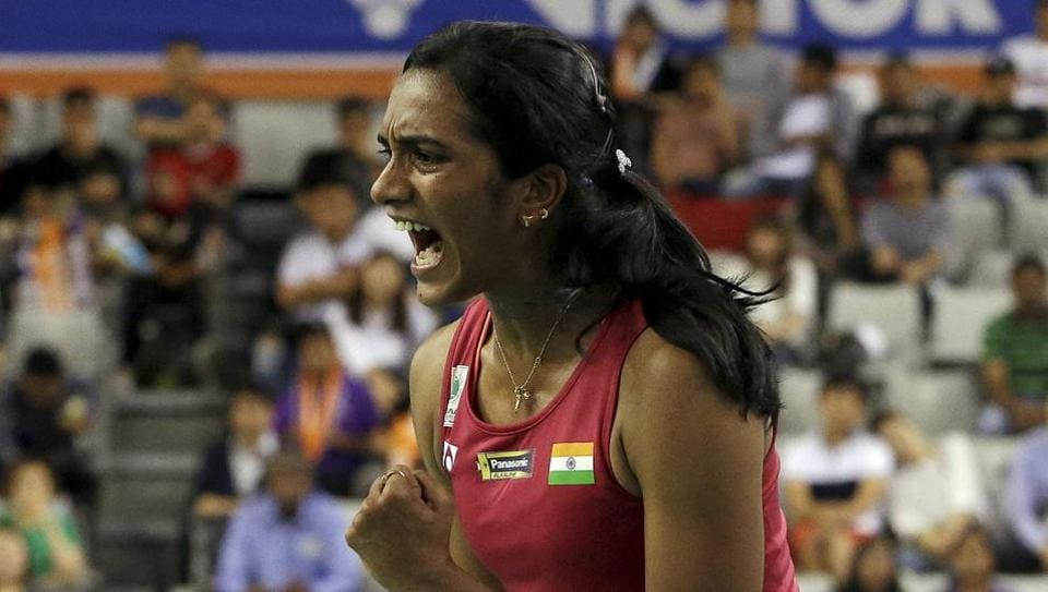 PVSindhu could face Nozomi Okuhara yet again as both shuttlers start their preparation for Japan Open badminton.