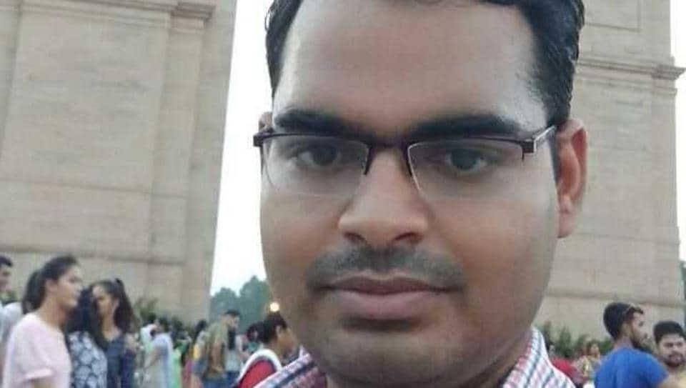 Sidharth Shankar Mahapatra, 26, a first-year postgraduate student of anesthesiology, was found hanging inside his rented flat in central Delhi's Old Rajender Nagar.