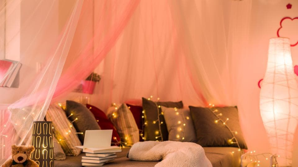 Charming You Can Accessorise Your Home With Elegant Curtains, Rugs, Vases, Scented  Candles And