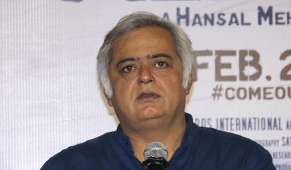 Why did Hansal Mehta  delete his Twitter account?