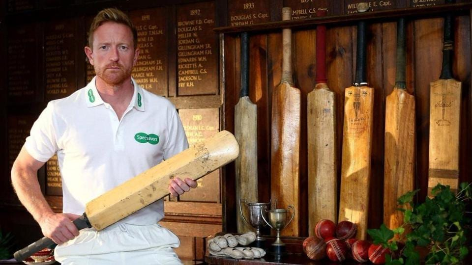 Paul Collingwood, ex-England cricket captain, was a part of the World XI side that recently toured Pakistan for a three-T20 series.