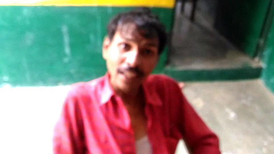 Pradeep Kumar is a resident of Kalyanpur is the headmaster of a primary school at Parsad Nivida village near Kanpur.