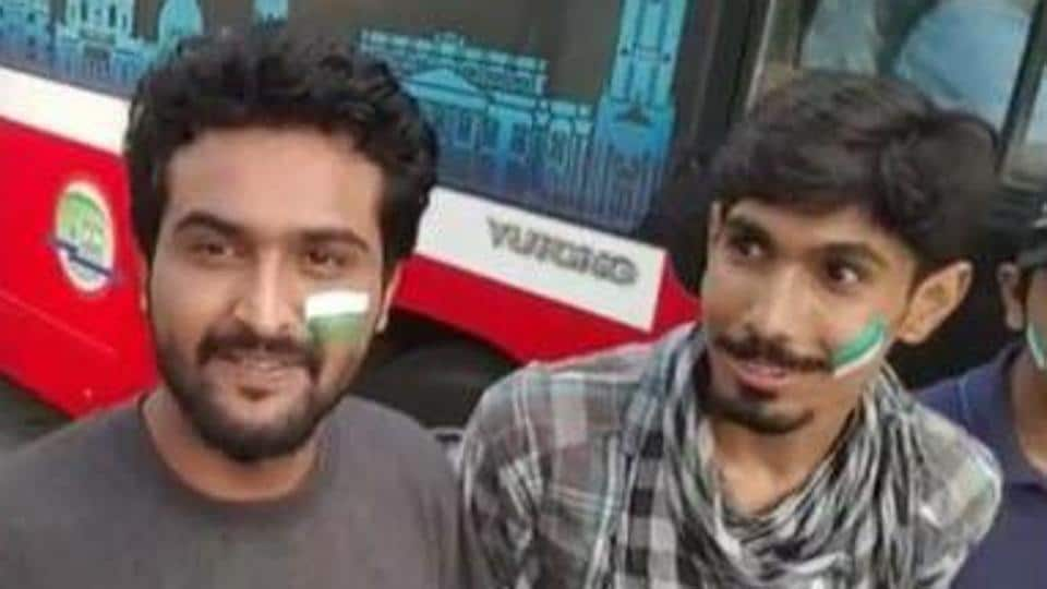 Jasprit Bumrah's lookalike was recently spotted in Lahore during the Independence Cup.