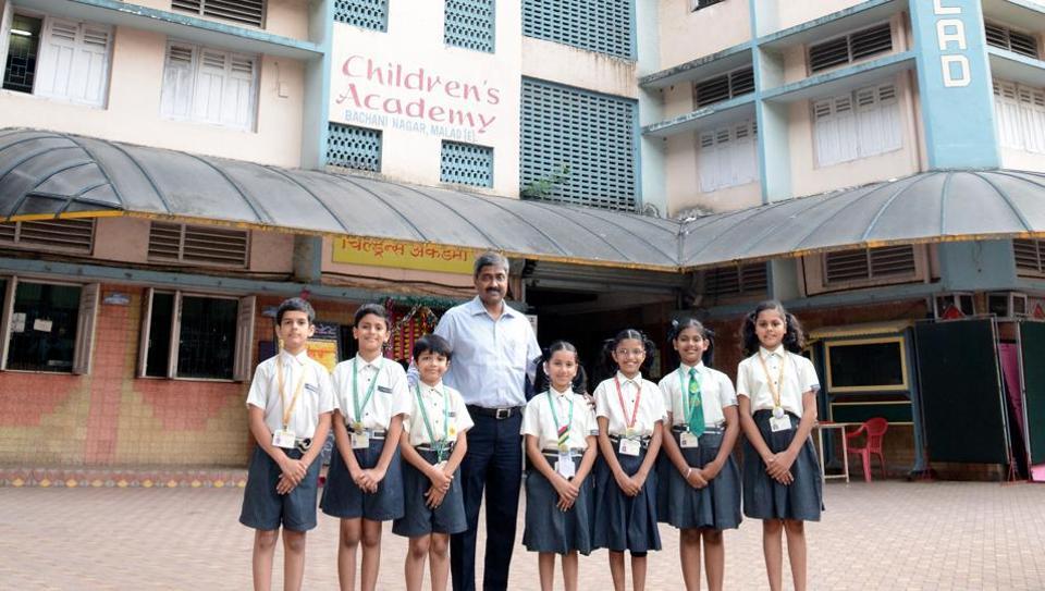 5. Children's Academy, Bachani Nagar, Malad (East)