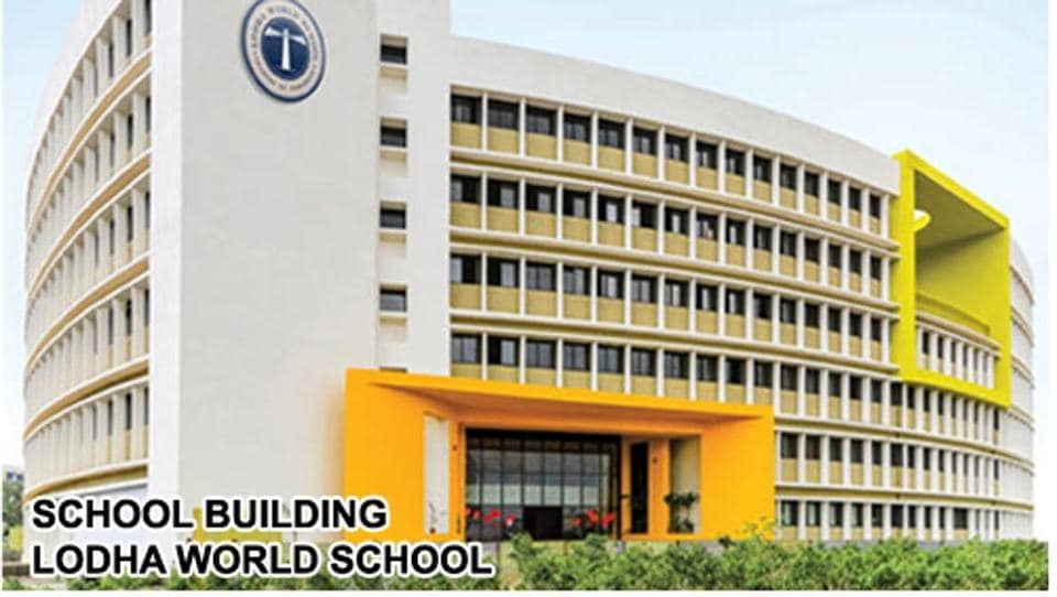 4. Lodha World School, Palava, Dombivli