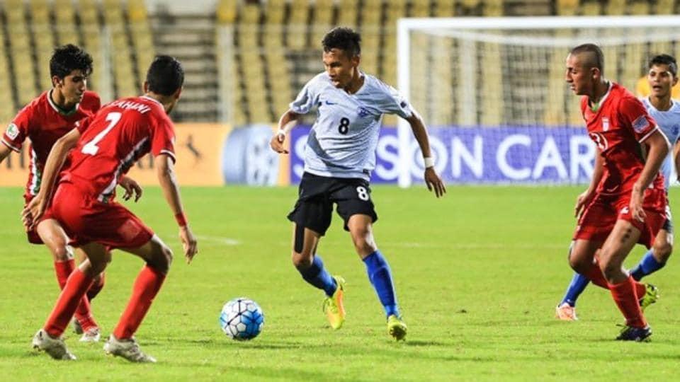 Fifa Under-17 World Cup,U-17 World Cup,Indian Under-17 football team