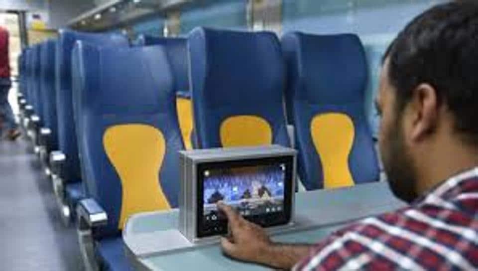 Barring the festive-season rush, train sees maximum of 150 passengers against its capacity of 1,100