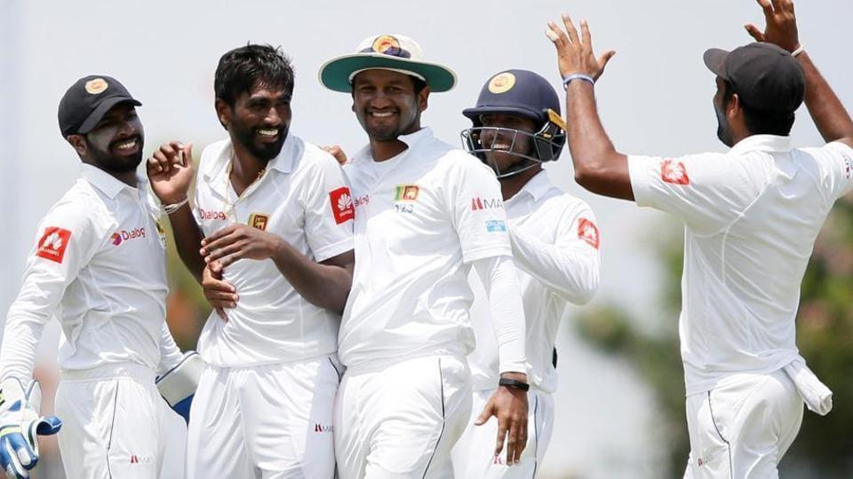 Image result for Sri lanka test team