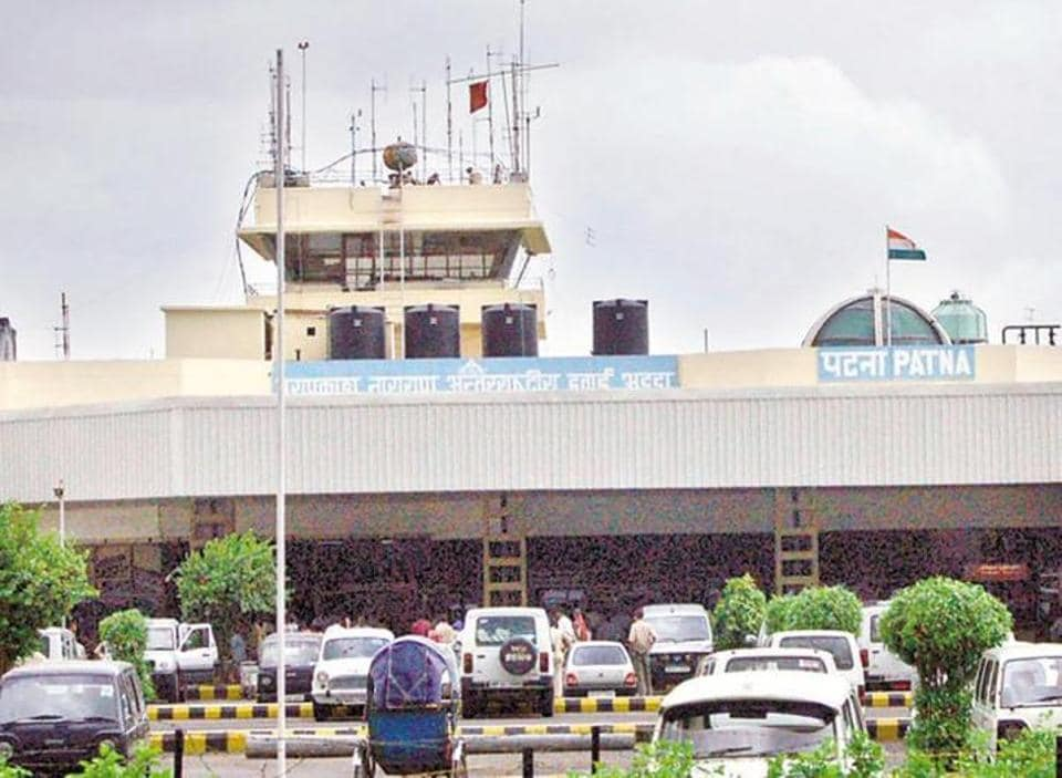 Patna airport,CISF,Airport security unit