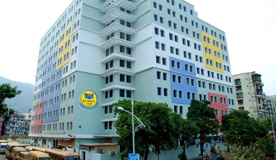 10. Billabong High International School, Thane West