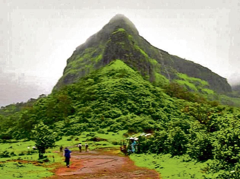 Lohagad fort is the site of the latest attack by the 'fort lovers' moral police, self-proclaimed preservers of culture.