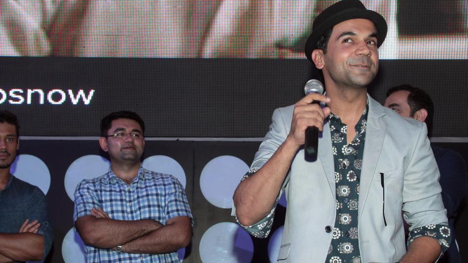 Rajkummar Rao,Sakshi Malik,Deepa Malik