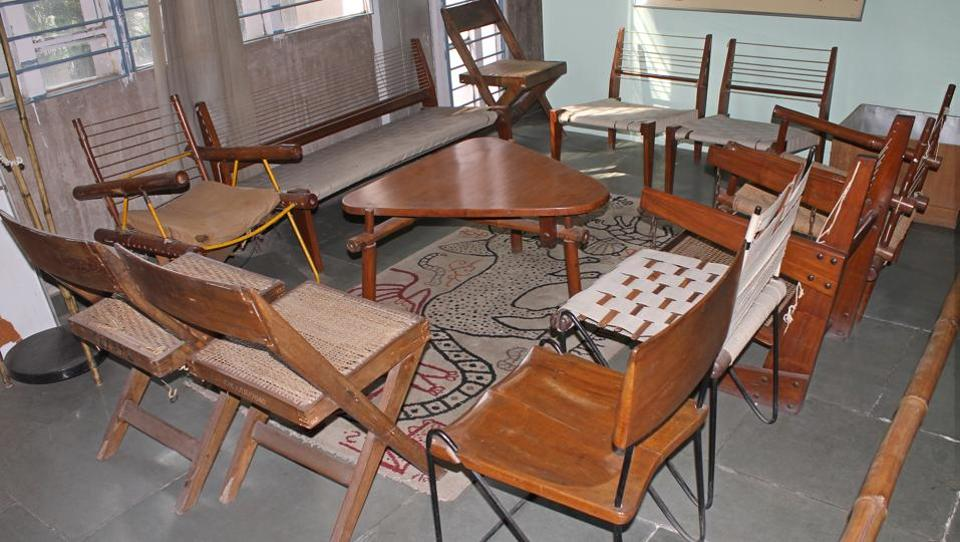 Chandigarh heritage sold again in US: Five furniture items at Rs 13.6 lakh