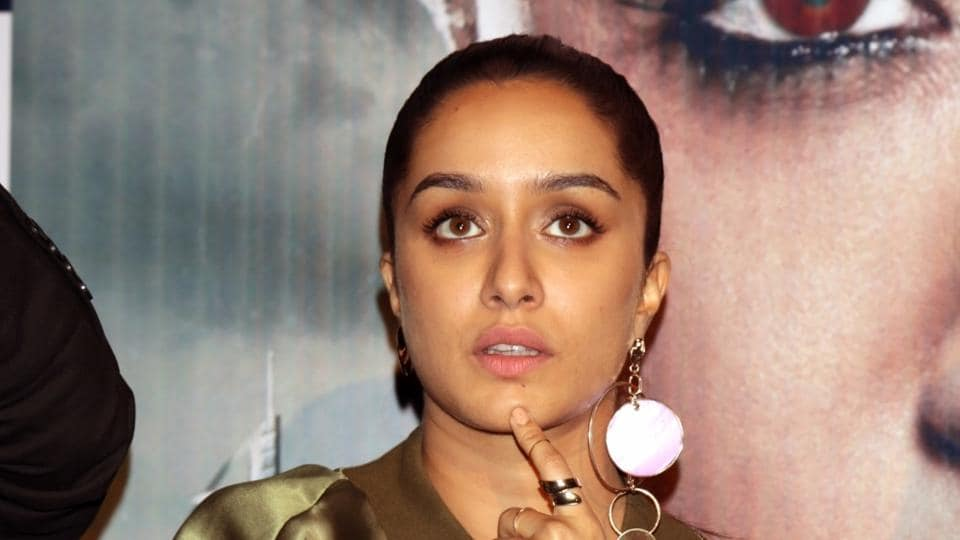 Shraddha Kapoor faces legal trouble over her upcoming film Haseena Parkar.