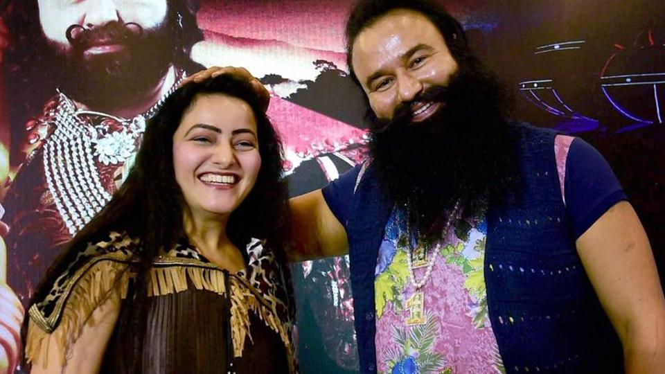 FIR,FIR against Honeypreet,Honeypreet