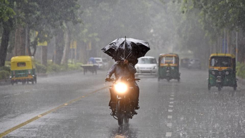 Delhi to get more rain, thunderstorms this week before monsoon retreats