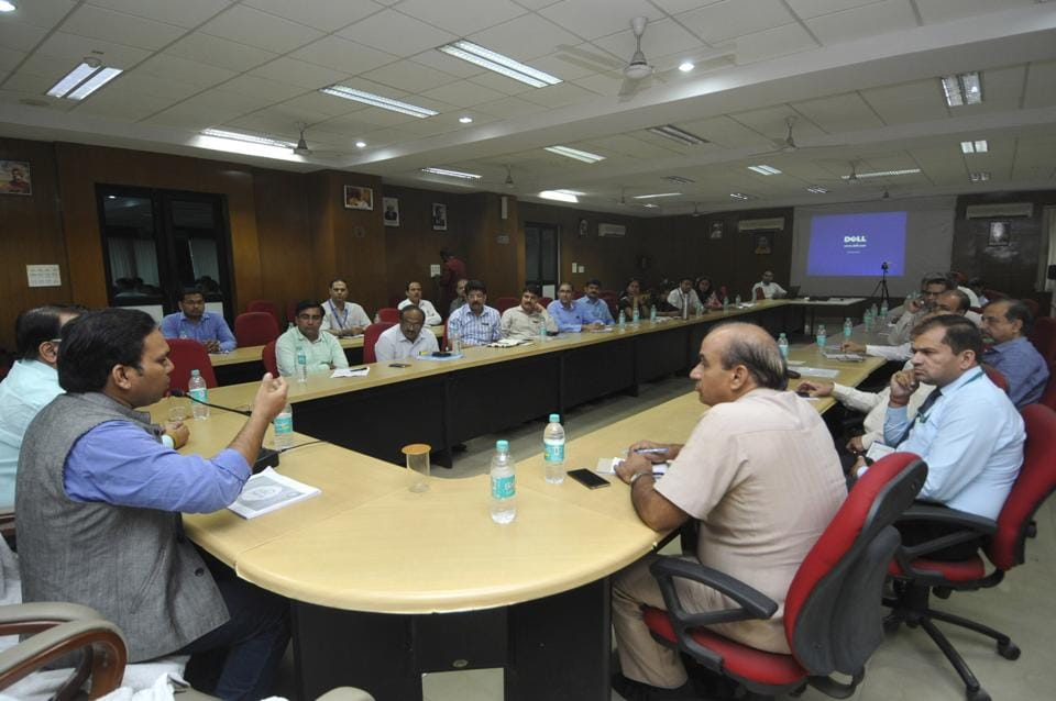 Dr Abdul Kalam Technical University organised an academic meet with colleges of Greater Noida and Ghaziabad in its Noida campus.