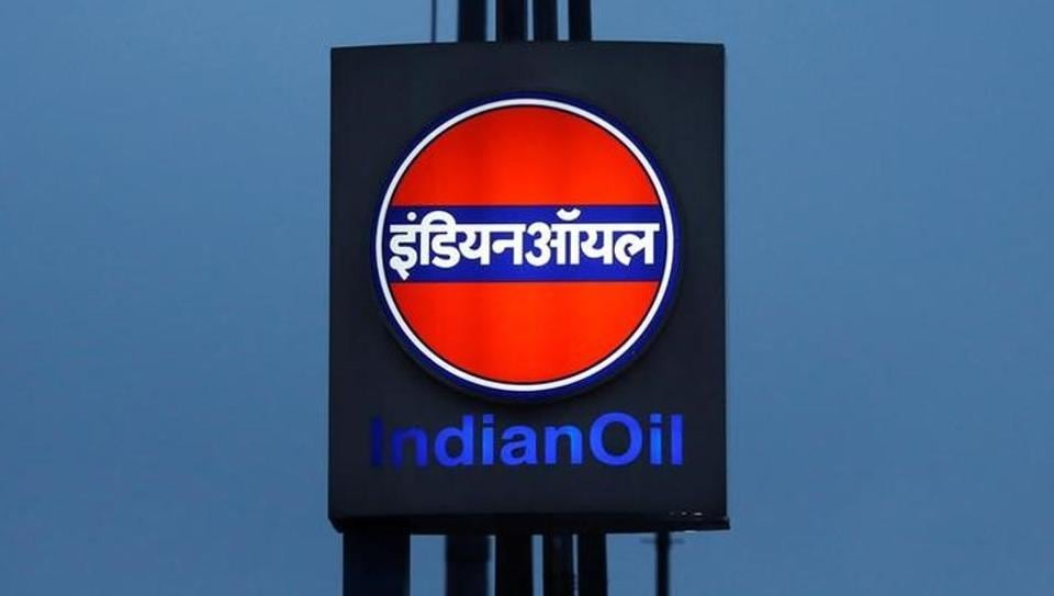 A logo of Indian Oil is picture outside a fuel station in New Delhi, India August 29, 2016.