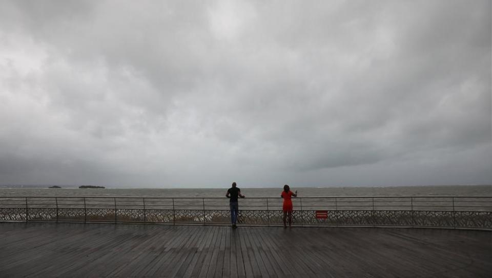 Hurricane Maria,Category 5 storm,Dominica