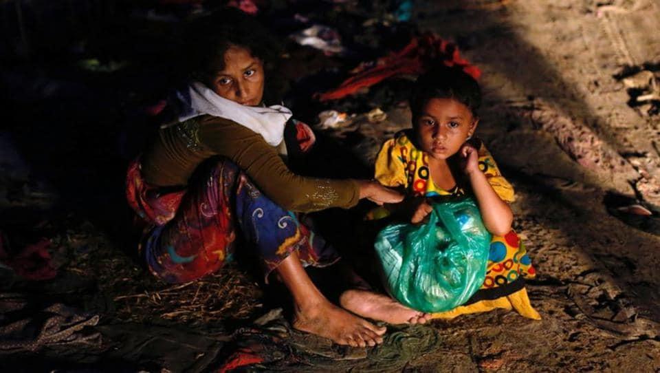 Rohingya,Myanmar,Rakhine