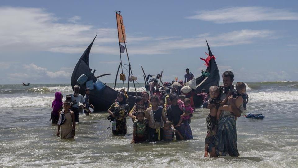 Myanmar,Rohingya,Rakhine