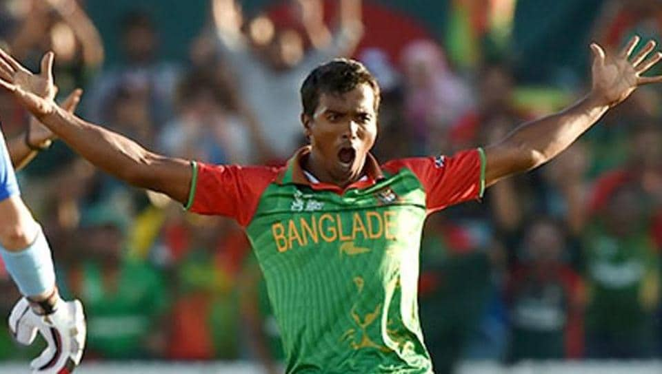 Rubel Hossain is one of the leading pace bowlers of the Bangladesh cricket team.