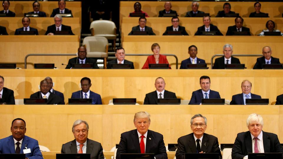 UN reforms,United Nations,US President Donald Trump