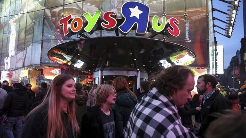 Toys 'R' Us,bankruptcy,Babies 'R' Us