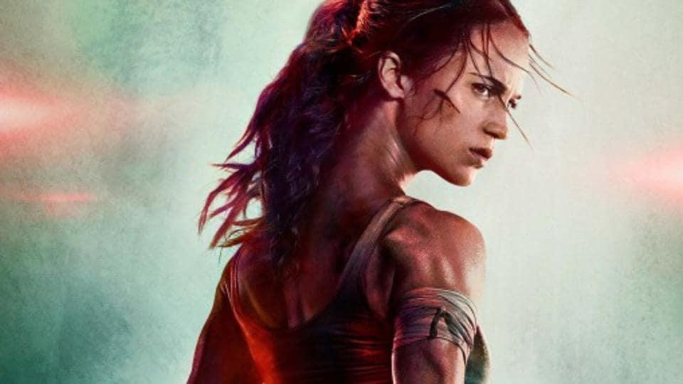 Tomb Raider,Alicia Vikander,Tomb Raider Trailer