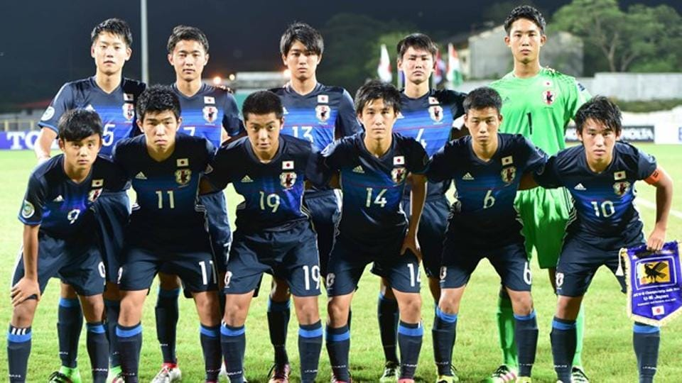 Japan has never won the FIFAU-17 World Cup, despite being a footballing powerhouse in Asia.