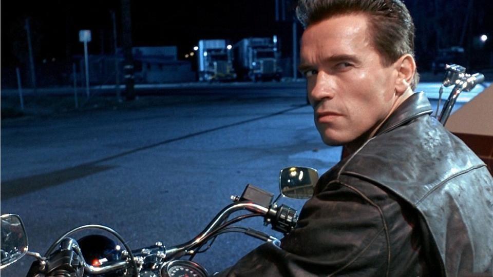 Terminator,Arnold Schwarzenegger,Linda Hamilton