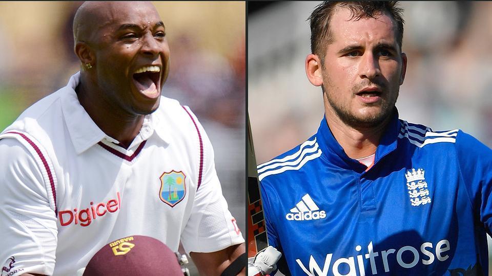 Alex Hales,Tino Best,West Indies cricket team