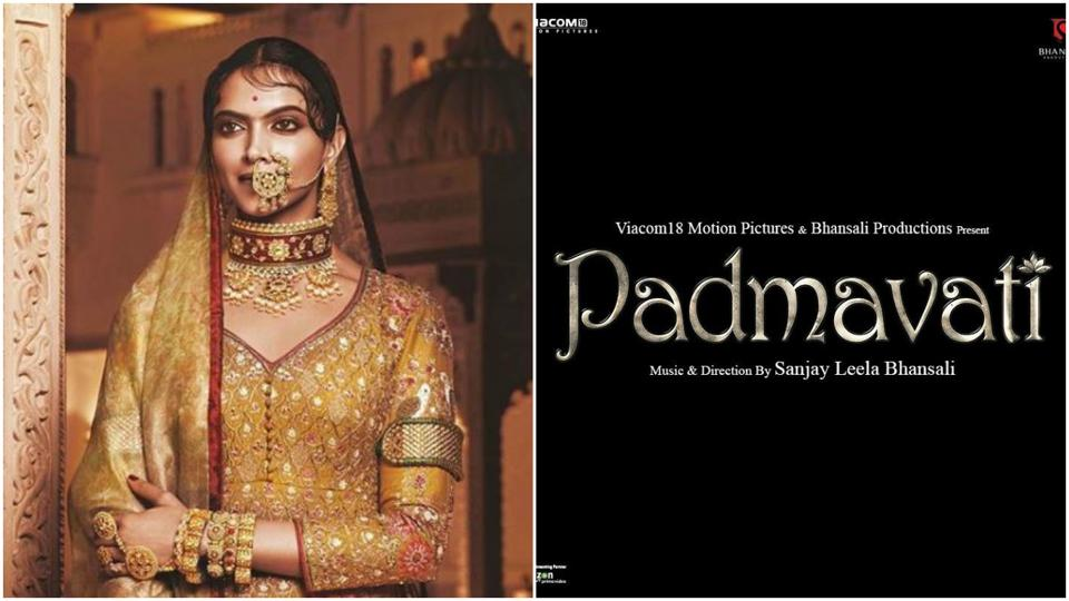 Deepika Padukone promises the first look at Padmavati will be out on early Thursday morning.