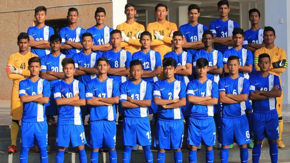 FIFA U-17 World Cup,2017 FIFA U-17 World Cup,Indian football team