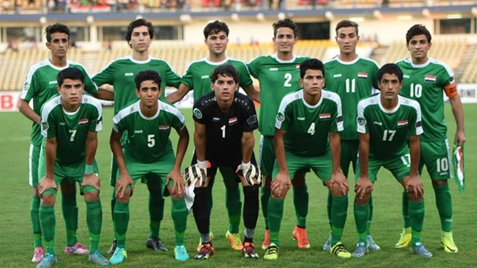 Iraq will look to build on their status as Asian champions and do well in the FIFA U-17 World Cup.