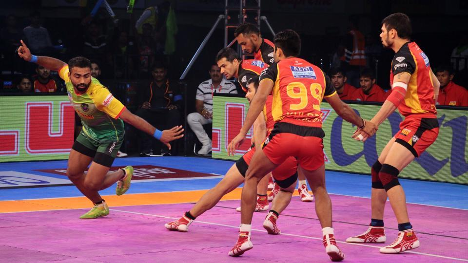 Pro Kabaddi League,Patna Pirates,Bengaluru Bulls
