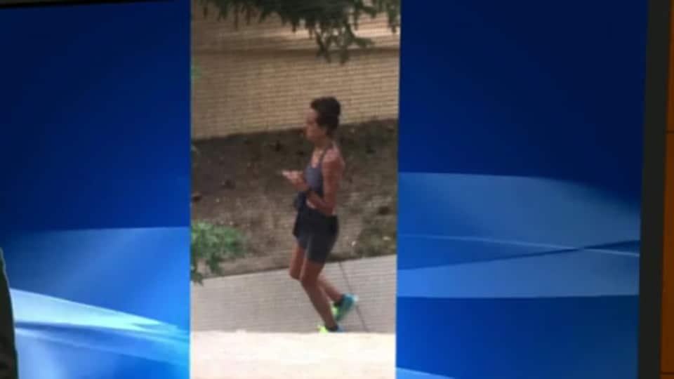 U.S. police on the lookout for 'Mad Pooper' jogger