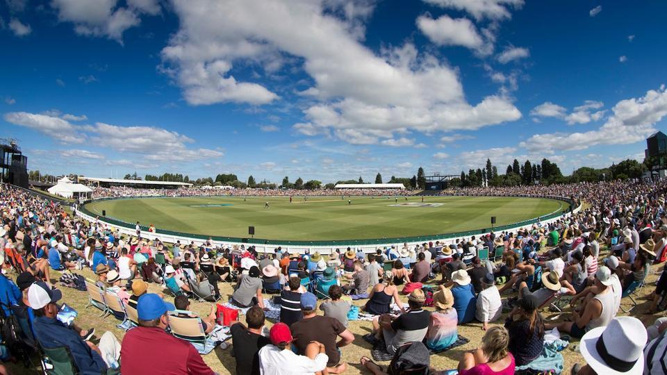 Napier's McLeanPark has lost an ODI to Bay Oval in Mount Maunganui due to re-turfing. New Zealand were supposed to play an ODI vs England there early next year.