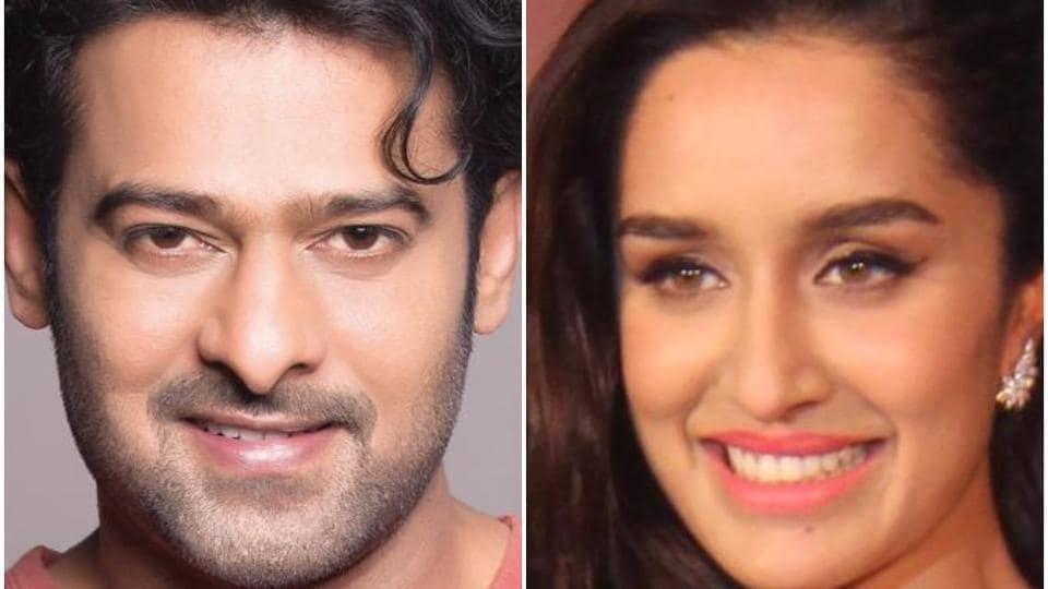 Saaho stars Prabhas and Shraddha Kapoor as its lead pair.