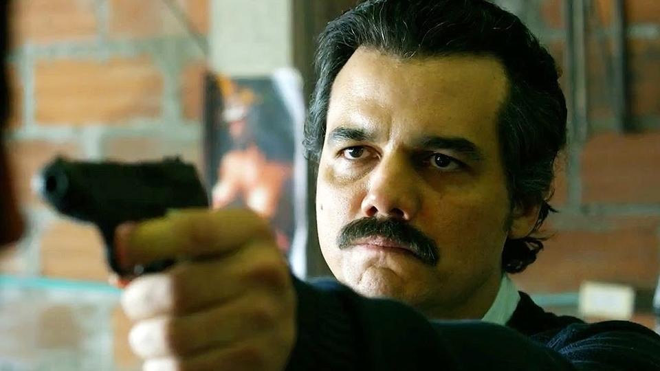 Pablo Escobar was played by Wagner Moura in Netflix's Narcos.
