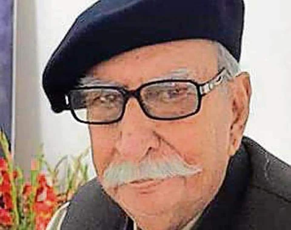 Afzal Ahsan Randhawa (1937-2017)