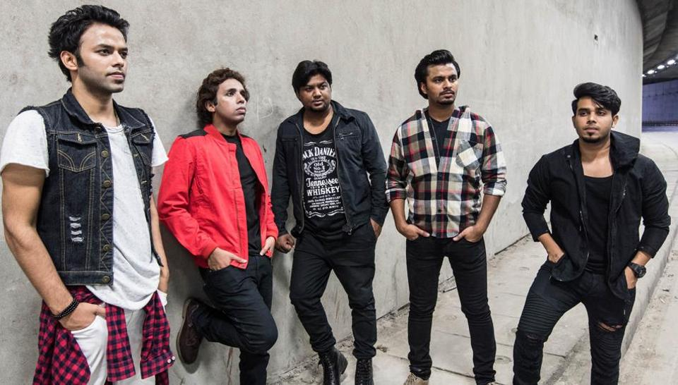 Astitva, the Delhi-based multi-genre Hindi band, has completed 10 years. They performed at HT GIFA inauguration recently.