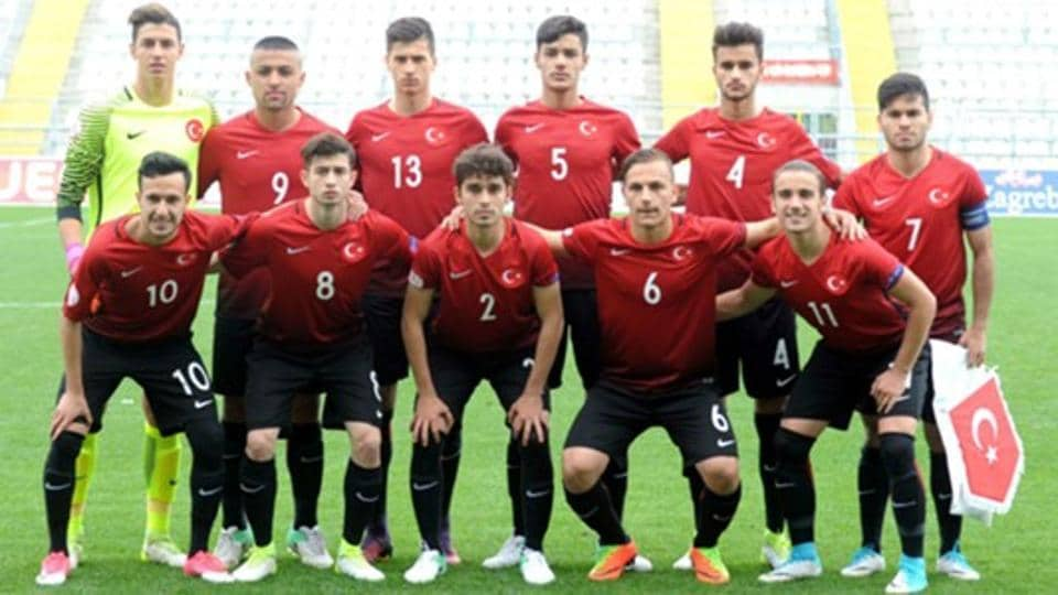 FIFA U-17 World Cup,FIFA U-17 World Cup 2017,Turkey football team