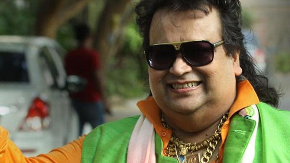 (File) Bappi Lahiri has several hits to his credit like Yaad Aa Raha Hai, Yaar Bina Chain Kahan Re, Tamma Tamma Loge and I Am A Disco Dancer.