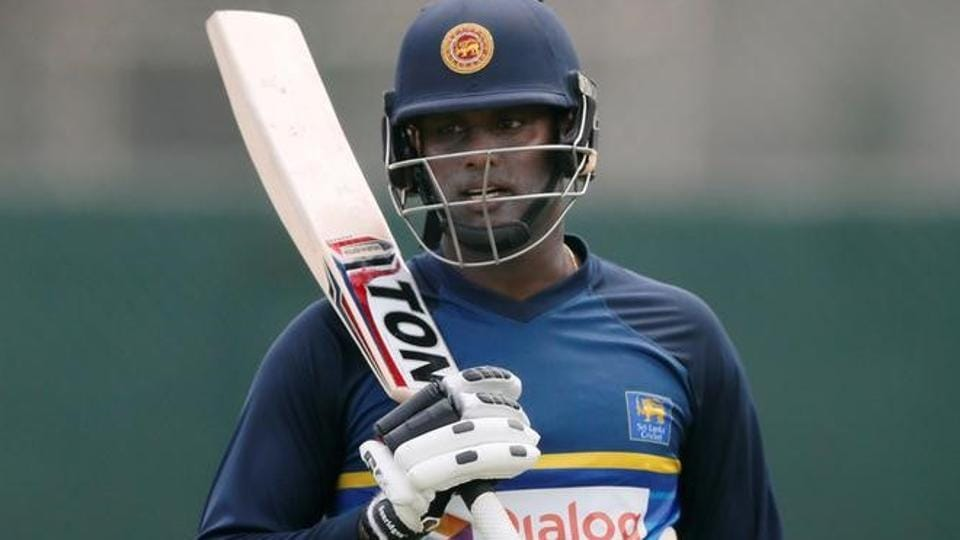 Sri Lanka did not include Angelo Matthews in the squad for their first Test against Pakistan.